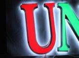 Hohe Luminunce Acrylzeichen-Zeichen des alphabet-LED