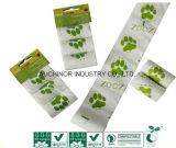 En13432 und ASTM D6400 zugelassene völlig biodegradierbare und kompostierbare Beutel