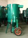 Máquina automática del chorreo de arena, equipo del chorreo con granalla, equipo de limpieza