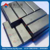 Barra quadrada de carboneto de tungstênio STB para as ferramentas de estaca de madeira