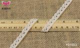 Lacet unilatéral neuf de coton pour DIY