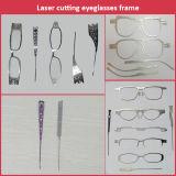 Tagliatrice del laser per i blocchi per grafici di vetro di lettura