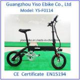 E-Bici plegable eléctrica plegable de la mini E bici de la bici/del bolsillo para los cabritos
