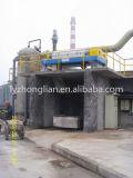 Lw450 tipo horizontal equipo de la centrifugadora de la jarra de la sedimentación de la descarga del espiral del tratamiento de aguas residuales industriales