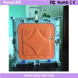 Druckgießende videopanel LED-Bildschirmanzeige des Bildschirm-P2.5 für Stadiums-Miete