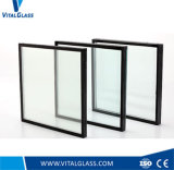 La doble vidriera/templó pared aislado/de la depresión/de cortina/ventana/vidrio inferior aislador endurecido aislante de /Safety de la prueba de E/Sound