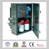 Multi planta de filtro do óleo isolante do petróleo Purifier/on-Line do transformador da função da mudança das torneiras da em-Carga para o transformador (BYL)