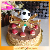 Fußball-Fußball-Musik-Geburtstag-Kerzen