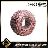 Conductor Wire&Cable eléctrico del cobre de la fuente Ylv/Yjlv2*4 de la fábrica/de aluminio