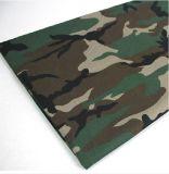 UnfiromのためのカムフラージュFabric (workwearかshirtingか、または下着)