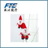 Promotion Cadeau Fête de Noël Ornements Père Noël pour décoration d'arbre