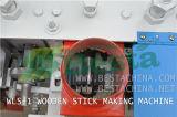 Hölzerner Steuerknüppel Wls-1, der Maschine, hölzerne Steuerknüppel-Schneidmaschine herstellt