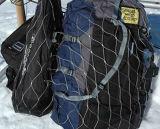 盗難防止の金網袋