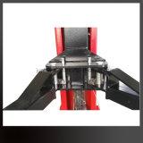 el desbloquear manual de las caras 5ton dos utilizó la elevación clara del coche del suelo de 2 postes para la venta