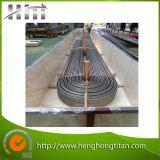 Tubazione dello scambiatore di calore dell'acciaio inossidabile della curva ad U, tubo di caldaia