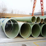 FRP/GRP/Gre souterrain siffle la pipe de plante aquatique