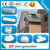 Creux de la jante en plastique de pluie de produits d'ajustage de précision de pipe de PVC