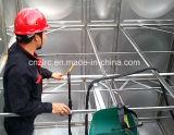 De Tank van het Water van het roestvrij staal met de KoelApparatuur van de Tank van de KoelEenheid/Water