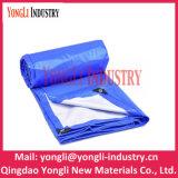 Liso de poliuretano pré-fabricado em prata com cobertura UV com alça de corda de PP e de alumínio