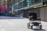 "Golen Motor 12 "" 1-Second elektrischen Rollstuhl faltend"
