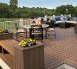 Revestimento composto de Eco WPC para ao ar livre decorado (jardim, piscina)
