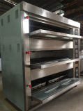 Prijzen van de Oven van het Dek van het Brood en van de Pizza van de Oven van de Bakkerij van het roestvrij staal de Elektrische Elektro