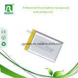 401030 batterie de petite taille de 3.7V 80mAh Lipo pour des écouteurs de Bluetooth