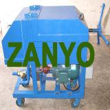 Purificador de petróleo da pressão da placa/planta simples & de pouco peso da filtragem do petróleo