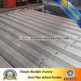 Tubo galvanizzato del acciaio al carbonio di JIS G3444 Q235 Stk500