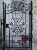 장식적인 단철 문 또는 금속 문 디자인