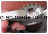 máquina de estaca do laser do CNC do metal da fibra do aço de carbono de 1-15mm