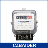 Contador del panel activo de Digitaces del control del vatio-hora la monofásico (DD862)