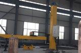Columna de Jinan Huafei y soldadora del auge para la soldadura circular y longitudinal del cilindro del tubo