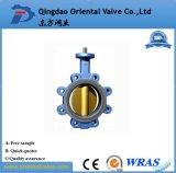 Тип клапан-бабочка волочения утюга ANSI 150 таблицы D/E дуктильный фланца сделанная в Китае