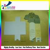 Caixa de cartão de papel macia do logotipo feito sob encomenda