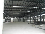 Gruppi di lavoro chiari prefabbricati della struttura d'acciaio con il certificato del Ce