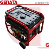 "No 65 Mini Power Gasoline Generator с 6 "" Solid Wheels и Handle"