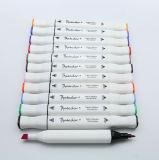 44 Teller Farbic van het Uiteinde van kleuren de Tweeling Permanente Textiel