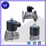 Ottone valvola d'arresto del solenoide di controllo di flusso di CA dell'elettrovalvola a solenoide dell'acqua da 1 pollice 220V per acqua