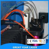 광저우는 상자 Laser를 정지한다 커트 기계를 주름을 잡았다