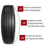 Annaite Label&DOT Certificated Radial Truck Tire TBR Tire 385/65r22.5