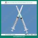 Hypodermatische Wegwerfspritze Luer Verschluss-Spritze mit oder ohne Nadeln