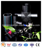 El PE Pipe y Fitting de la alta calidad para Water Supply