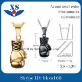 La coutume de qualité Neuf-A conçu le pendant à chaînes d'or