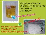 Culturisme liquide injectable d'Enan 250mg/Ml d'essai d'Enanthate Primoteston de testostérone