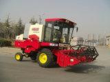 Pequeña maquinaria de granja para la cosecha de la cosecha del arroz del trigo