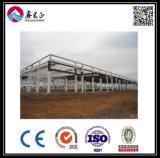Nuevo taller de la estructura de acero del panel de pared de emparedado (ZY103)