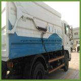 Cilindro hidráulico del carro de basura con Ts16949