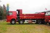 Sinotruk HOWO-7 8X4の重いダンプのダンプカー(貨物自動車のトラックの/Dumpのトラックのダンプカートラック)