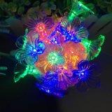 Освещаемый батареей Multicolor шнура Fairy света 30 СИД